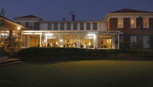 Bonnie Doon Golf Club function hall